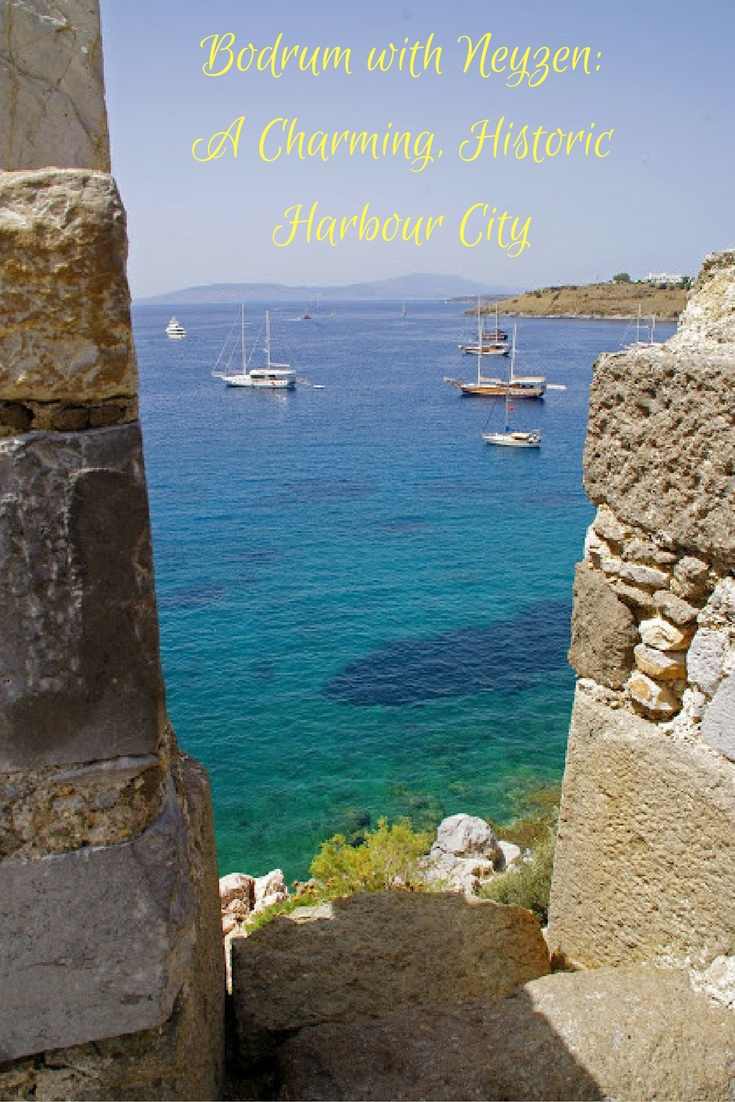 Bodrum with Neyzen: A Charming, Historic Harbour City
