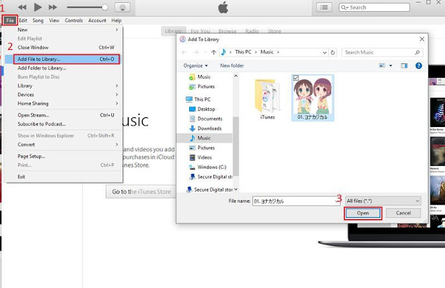 How to Transfer Songs from Laptop to iPhone