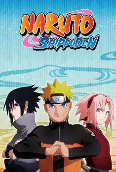 Naruto Shippuden Completo Torrent – WEB-DL 480p/720p Dual Áudio