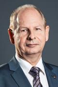 Pierre Scherb, le chef de groupe de l'UDC