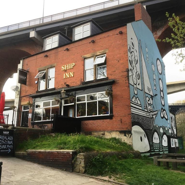 A Sunday Stroll (aka Pub Crawl) around Ouseburn