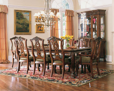 Luxurious Dining Room Furniture