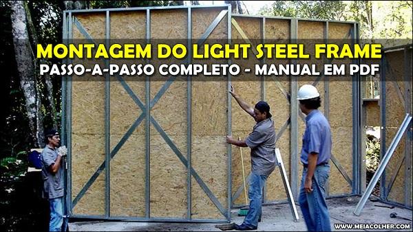 montagem Steel Frame