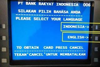 Alamak, Baru Tahu Jika Mesin ATM Punya Fungsi Touch Screen!