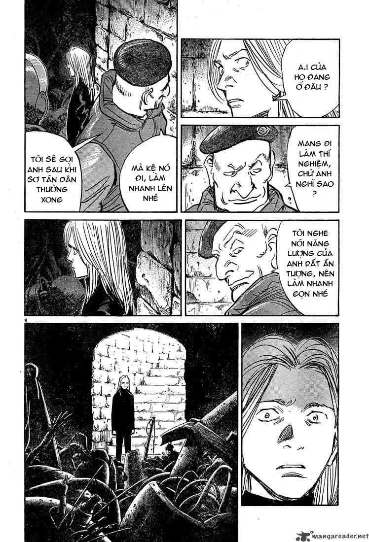 Pluto chapter 50 trang 9