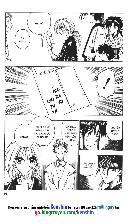 Rurouni Kenshin chap 37 trang 6