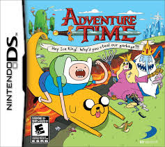 Adventure Time NDS, Español, Mega