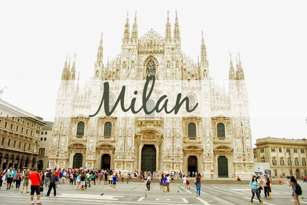 Weekend Travel during Milan Fashion Week