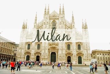 Weekend Travel during Milan Fashion Week
