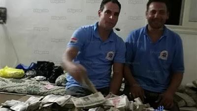 مُسعف وسائق بكفر الشيخ يجدان 870 ألف جنيه بجوار مُصابين.. شاهد ما فعلاه