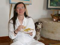Risultati immagini per caterina regazzi in cucina