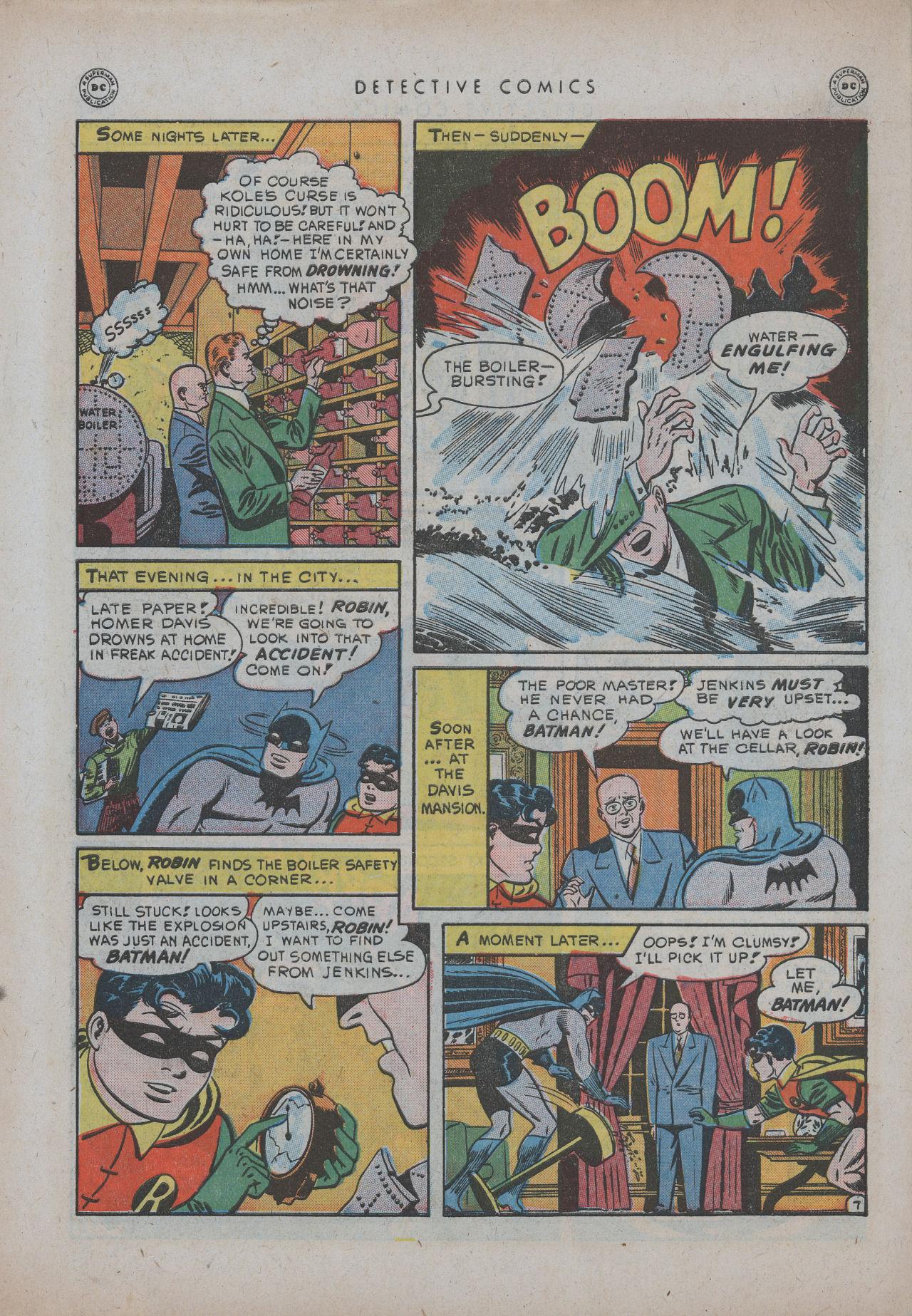 Detective Comics (1937) 151 Page 8