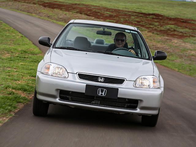 Honda Civic 1997 LX Automático