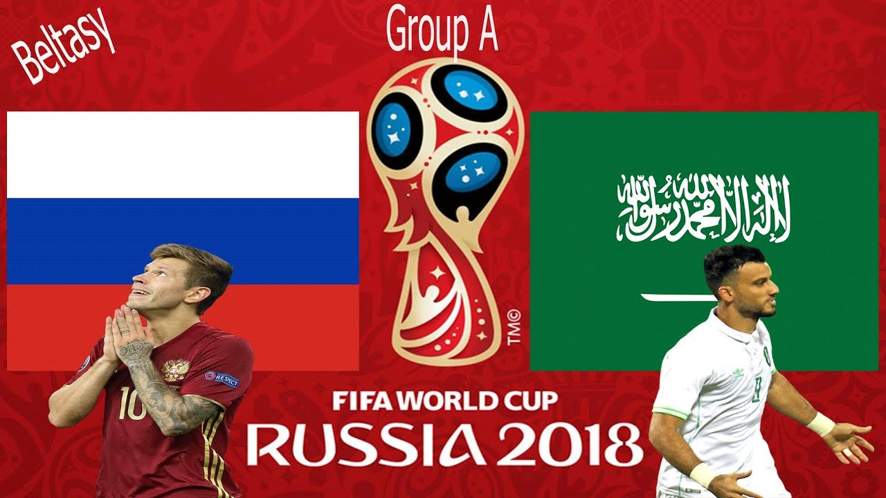 Image result for Russia vs Saudi Arabia Live Sport