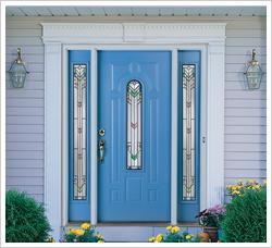 spray paint metal: Painting a Steel Door