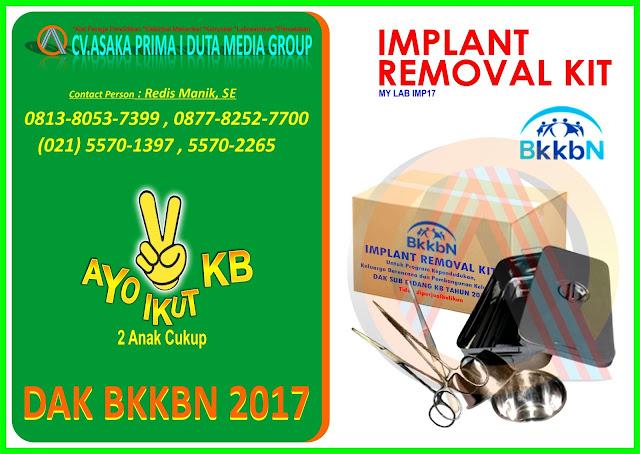 2017 , AKBK , Alat , BKKBN , Brosur , DAK , Harga , Implan Removal Kit , Implant Removal Kit , Instrument , Jual , Juknis , Kesehatan , Susuk KB