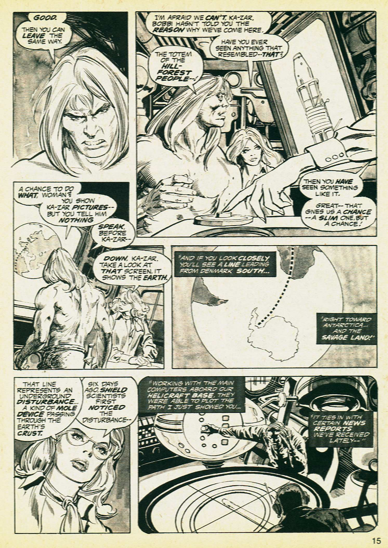 Savage Tales issue 8 - Page 13