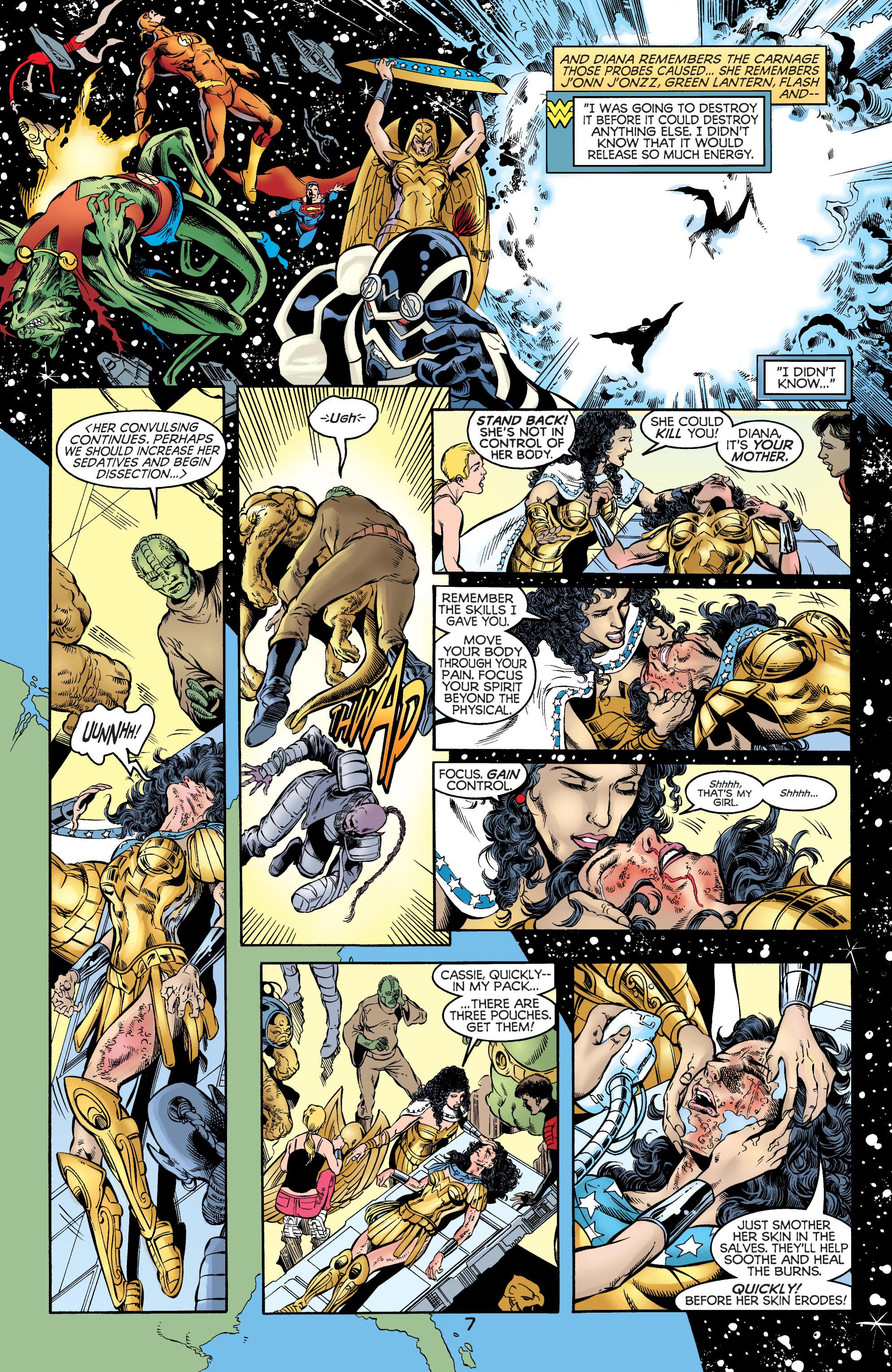 Read online Wonder Woman (1987) comic -  Issue #172 - 7