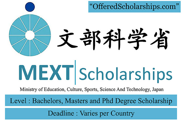 Japanese Government International Scholarship (MEXT