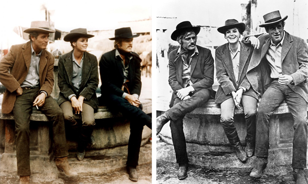8a6f08935 Rosebud & Penny: Style Crush: Butch Cassidy and The Sundance Kid