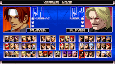 THE KING OF FIGHTERS 2002 SP1 MUGEN