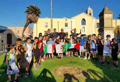 Minibasket in Piazza: positivo il bliancio per l'Athena Club Montescaglioso