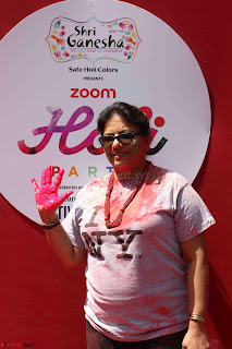 TV Show Celebs and Bollywood Celebrities at Zoom Holi Celetion 2017 (63).JPG