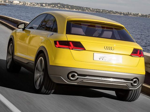 Novo Audi Q4 2019