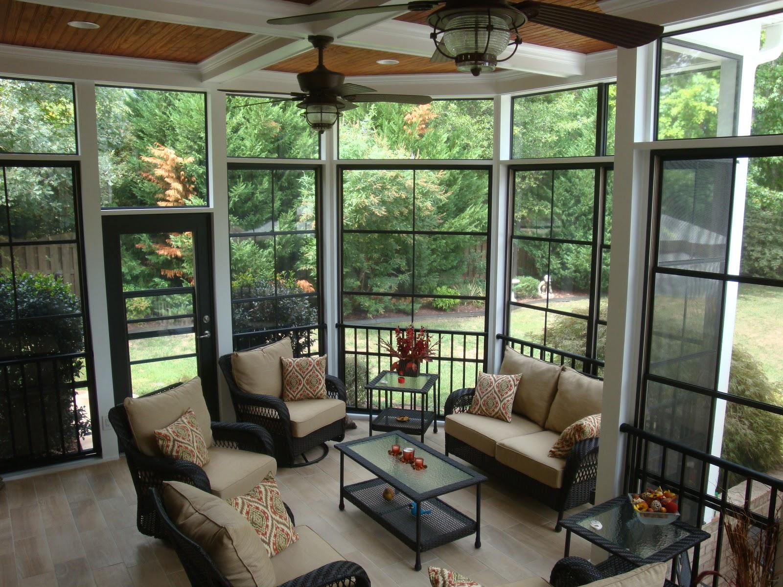 We Design Build Custom Porches Sunrooms Additions