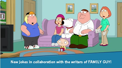 Family Guy The Quest for Stuff MOD APK v1.67.1 Download Android Free Premium Items - JemberSantri