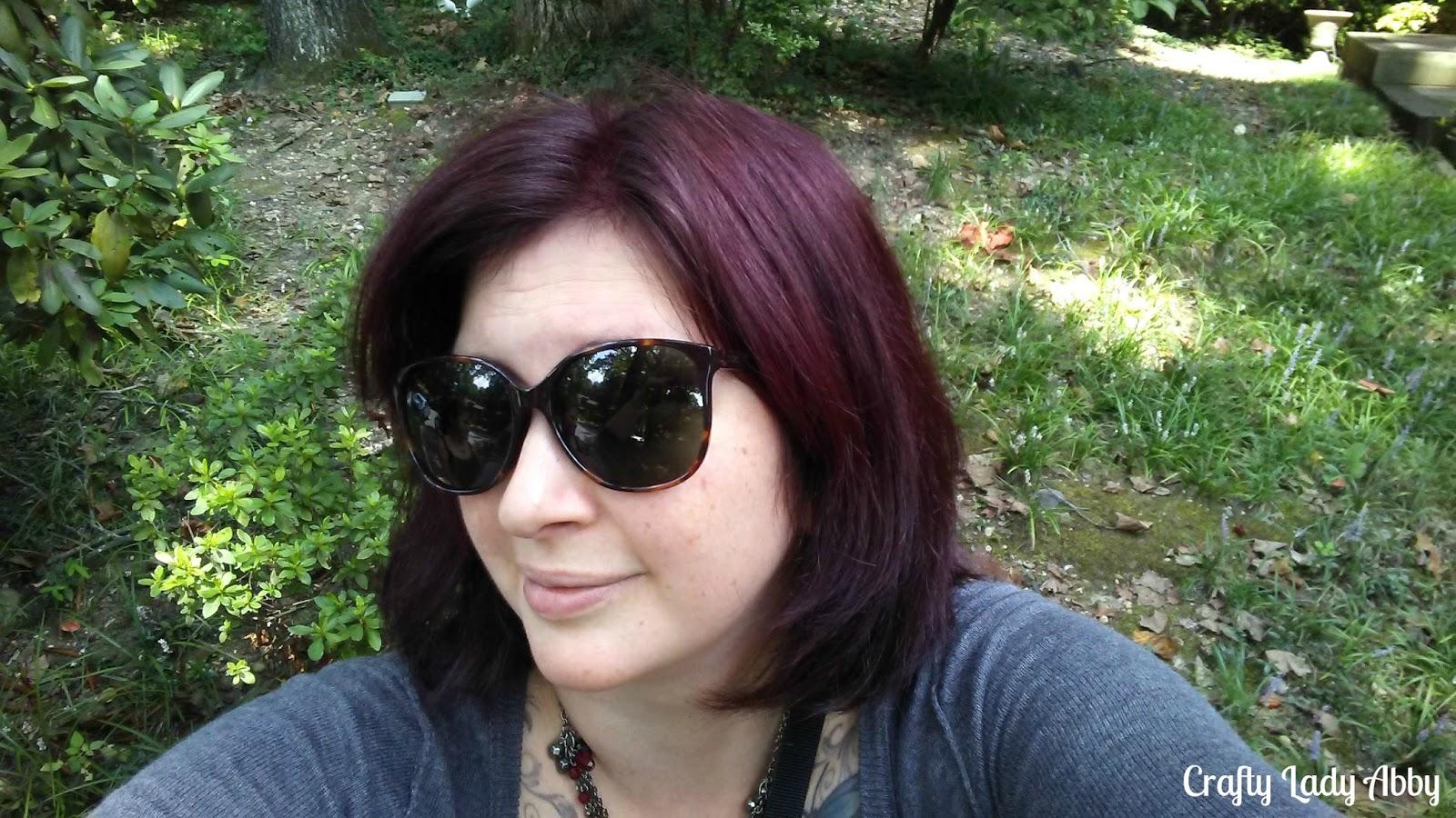 Beauty Garnier Nutrisse In Intense Dark Violet Hair Color Review