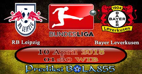 Prediksi Bola855 RB Leipzig vs Bayer Leverkusen 10 April 2018