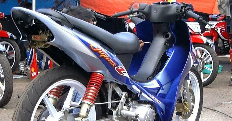 Korek Motor Jupiter Z Harian