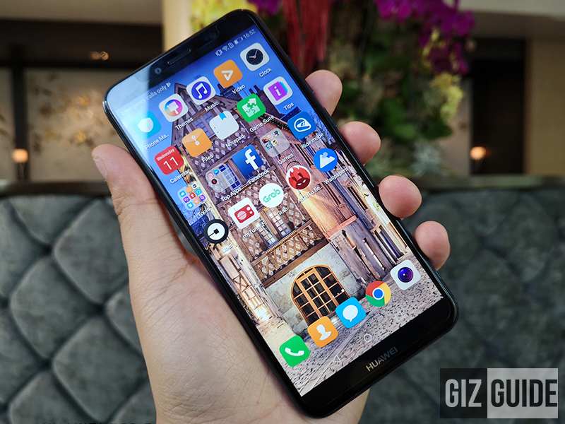 Huawei Y6 2018 with 5.7-inch FullView screen is priced at just PHP 5,990!