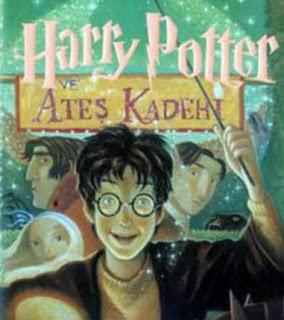 J.K.Rowling – Harry potter ateş kadehi (4. kitap)