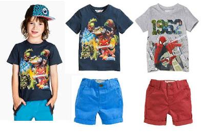 baju anak laki laki lucu keren