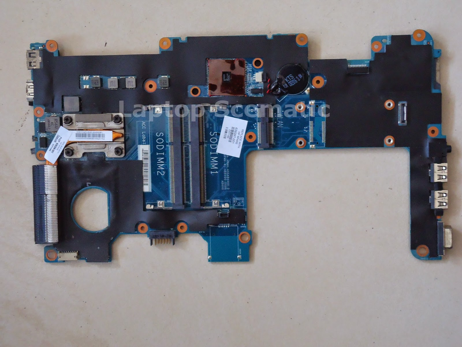 Motherboard For Hp Dm1