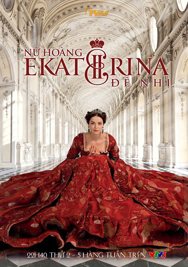Nữ hoàng Ekaterina đệ Nhị - VTV3 (2019)