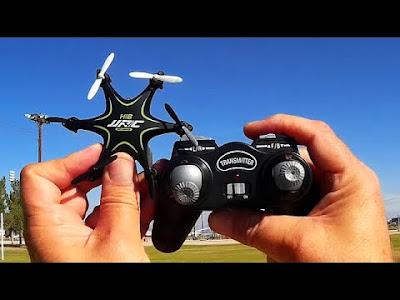 Spesifikasi JJRC H18 si Micro Hexa-Copter Drone - GudangDrone