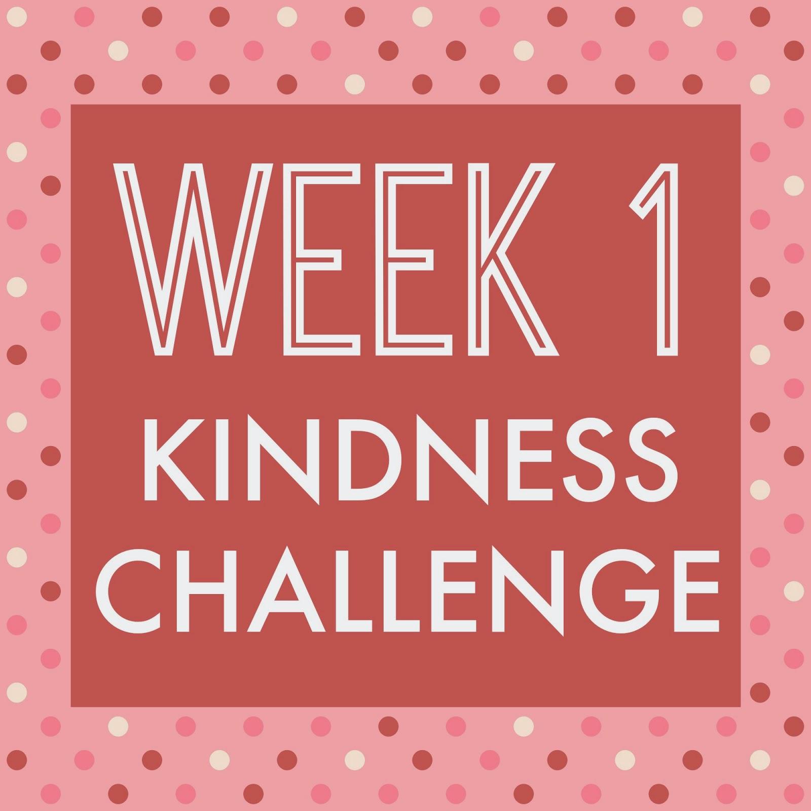 Toddler Approved Kindness Challenge Week 1