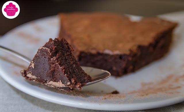 Fondant au chocolat - recette simple et delicieuse
