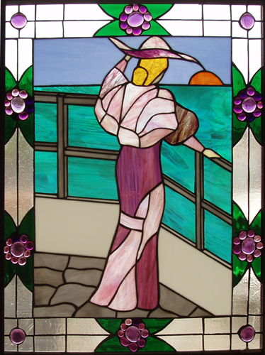 Linda Richardson—Stained Glass