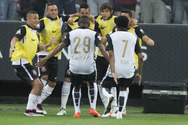 O Corinthians que gostamos de ver jogar