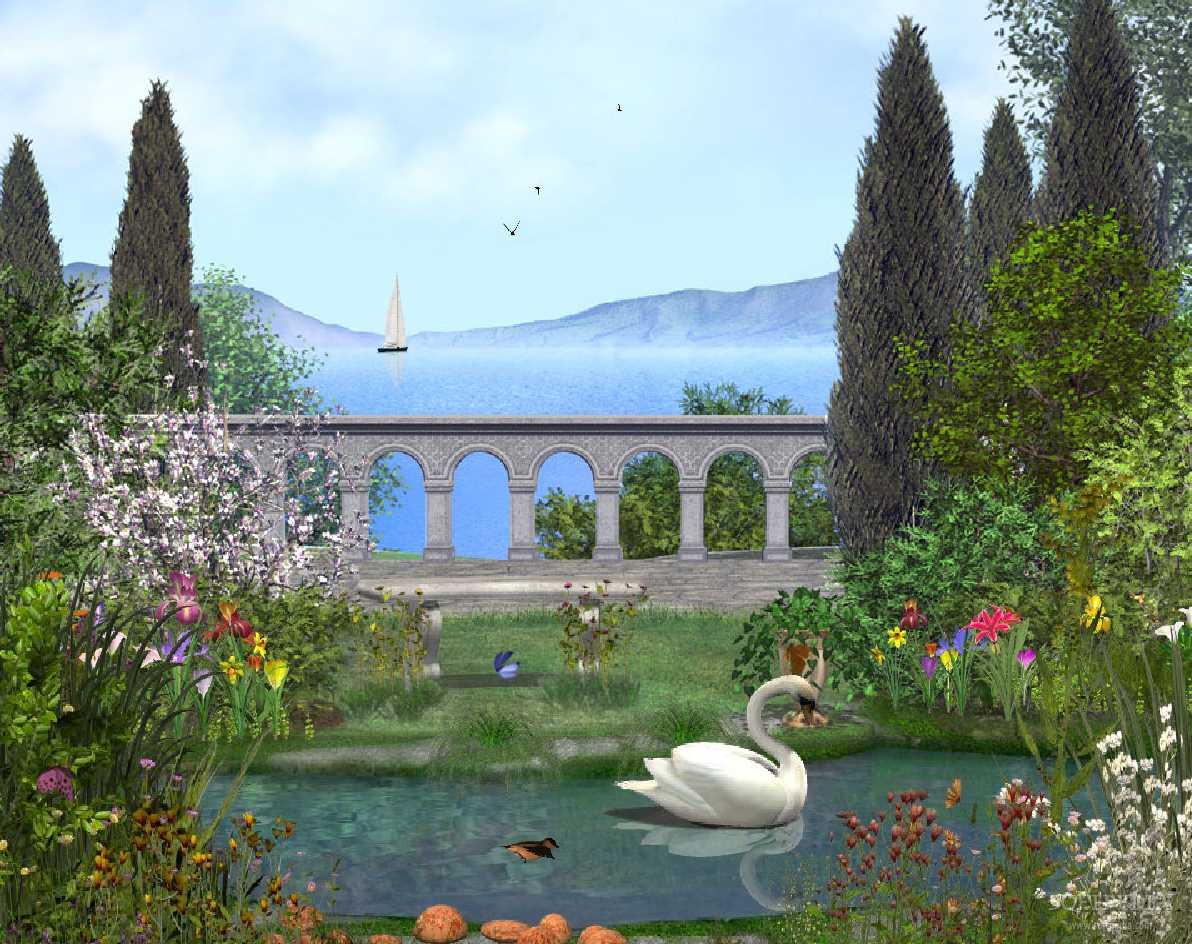 Jami Burch: Garden Hd