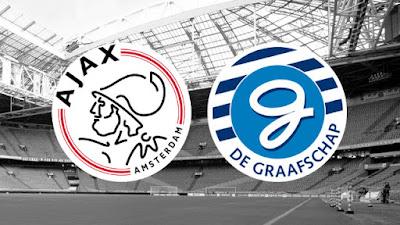 بث مباشر مباراة اياكس امستردام و دي جرافشاب