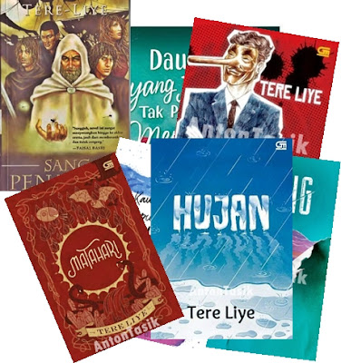 Download Full Ebook Tere Liye PDF