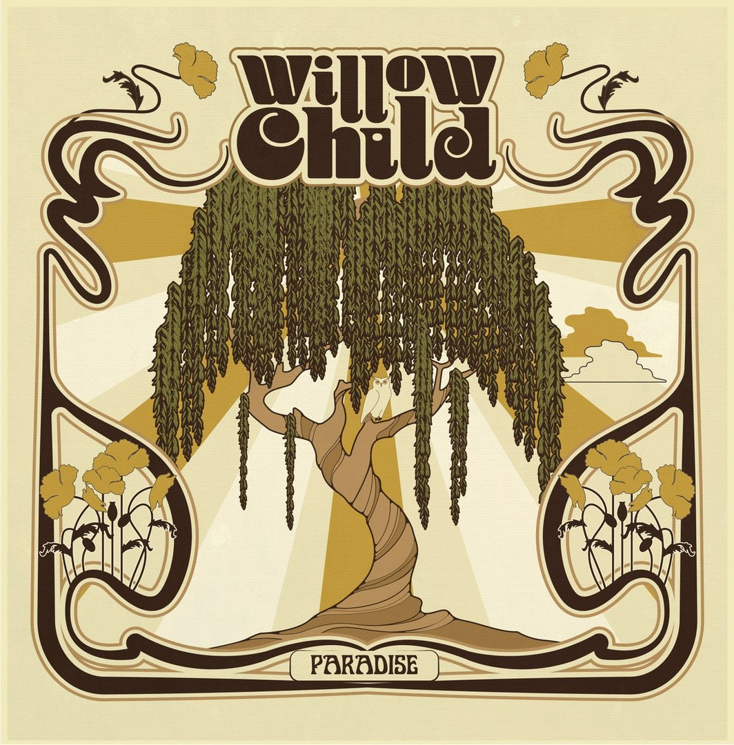 "Willow Child ""Paradise & Nadir"" 2018 Germany Psych,Hard,Blues Rock"