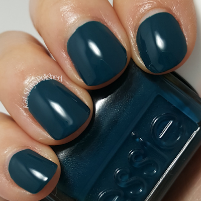 Essie Winter 2016 - Satin Sister | Kat Stays Polished