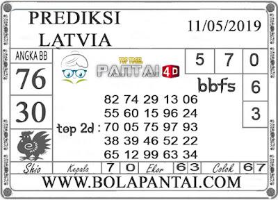 """Prediksi Togel """"LATVIA"""" PANTAI4D 11 MEI 2019"""