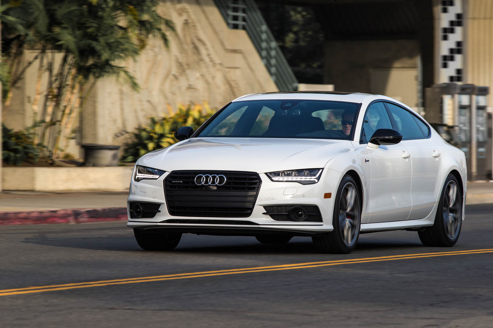 audi is recalling nearly every a7 sold in america for the past three years carscoops. Black Bedroom Furniture Sets. Home Design Ideas